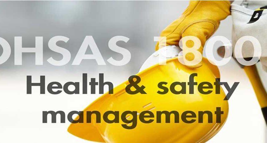 OSHS-18001